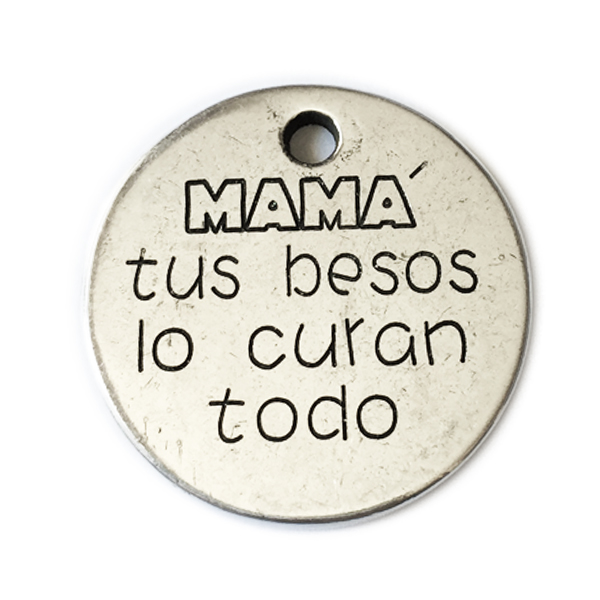 mama tus besos lo curan todo