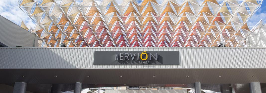 CENTRO COMERCIAL NERVIÓN PLAZA EN SEVILLA