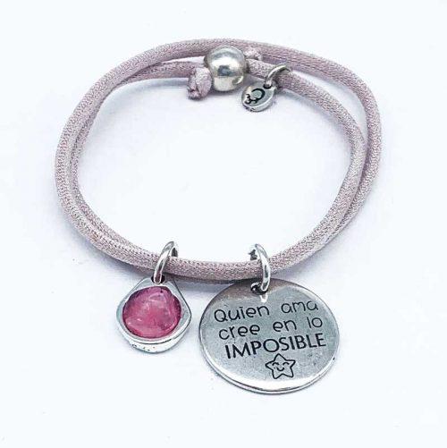 Quien ama cree en lo IMPOSIBLE