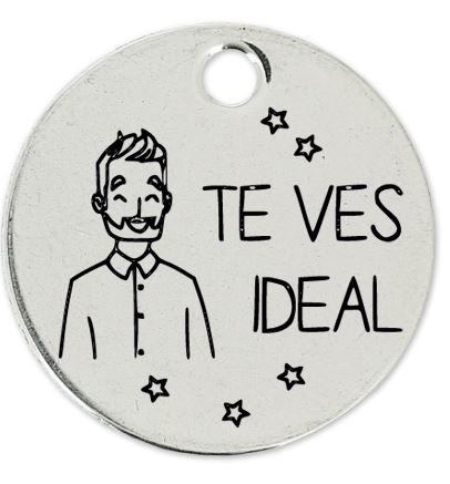 Te ves ideal