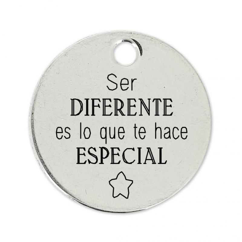 Ser diferente es lo que te hace especial