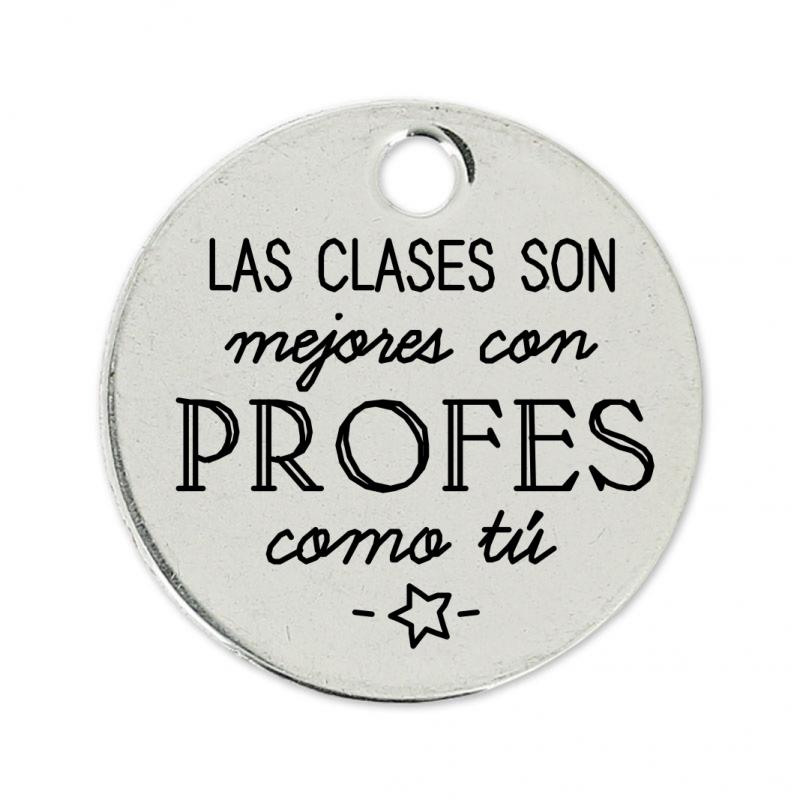 las clases son mejores con profes como tu