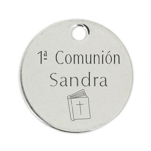 Primera comunión nombre y libro